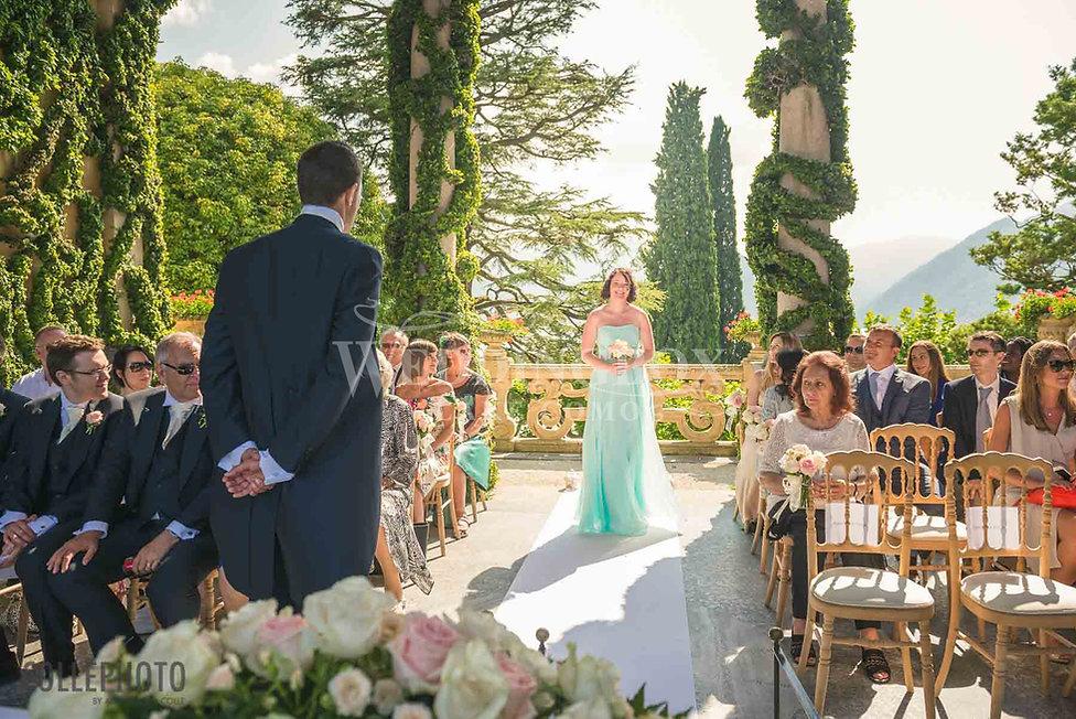 7. Wedding at Villa del balbainello on L