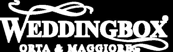 Logo WeddingBox wedding planner Lakes Or