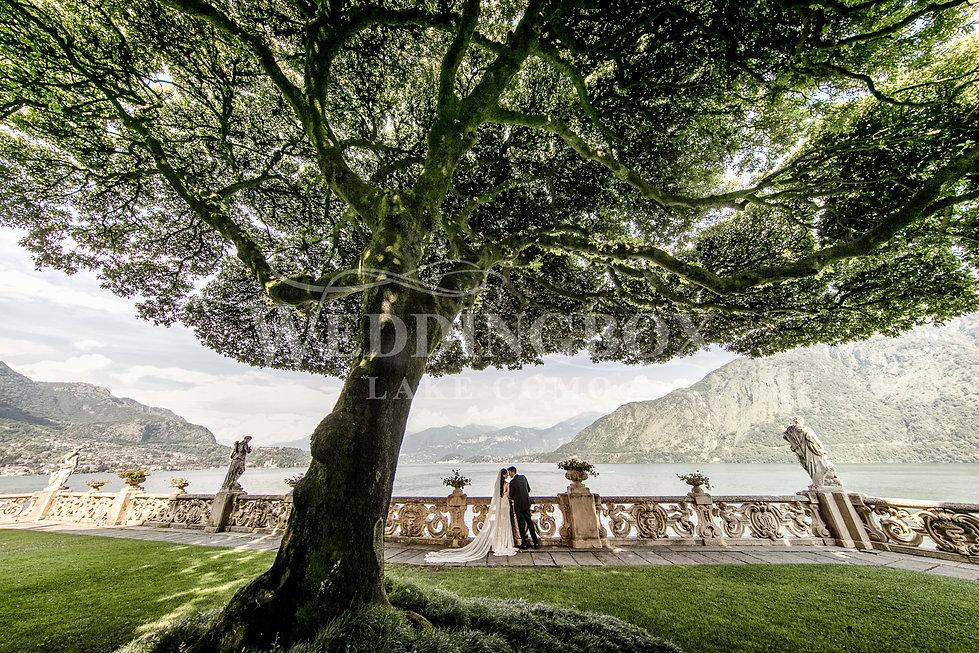 Villa del Balbianello wedding by Wedding