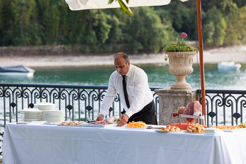 Tasty italian food for your wedding