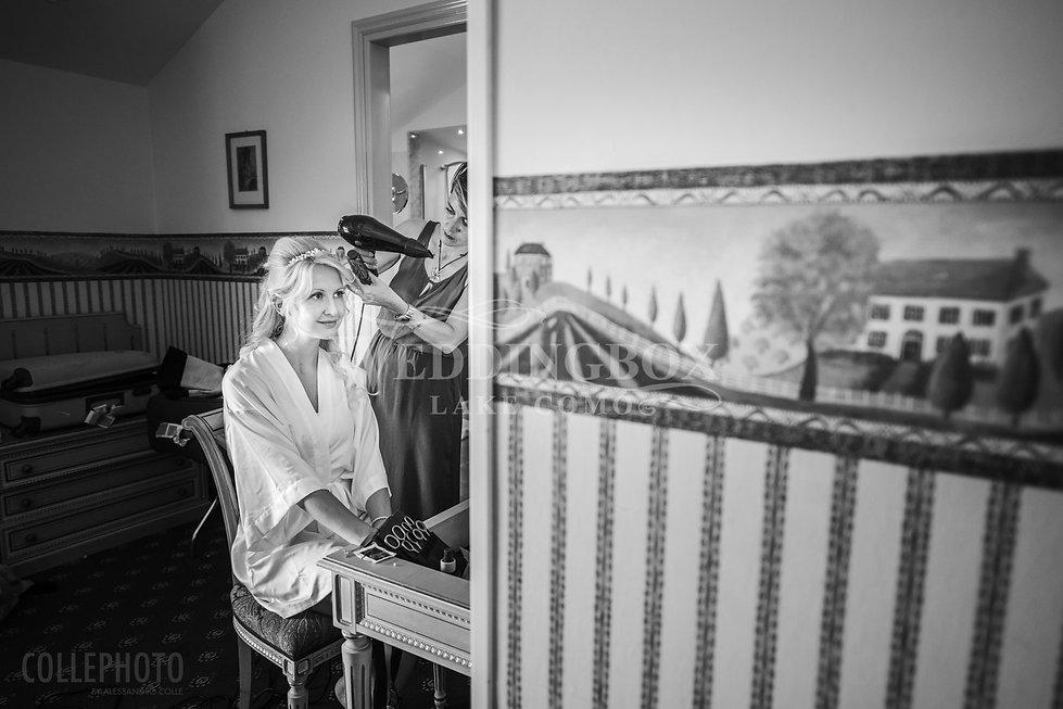 1. Bride Getting Ready Grand Hotel Serbe
