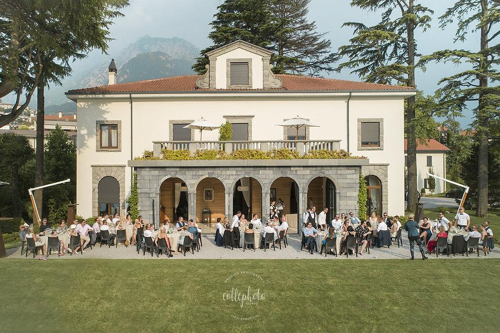 23. Wedding on Lake Como. Venue Villa La