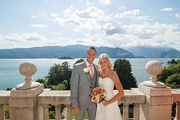 Villa Giulia civil wedding Lake Maggiore