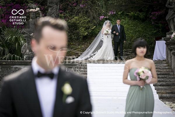 8. Villa Pizzo ceremony, Lake Como weddi