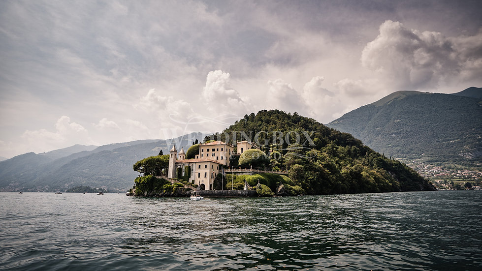 8. Villa Balbianello wedding venue on La