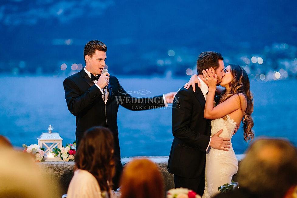Speeches. Lake Como wedding, Italy.jpg