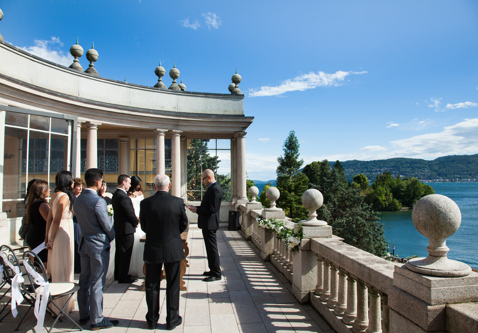 Villa Giulia weddings