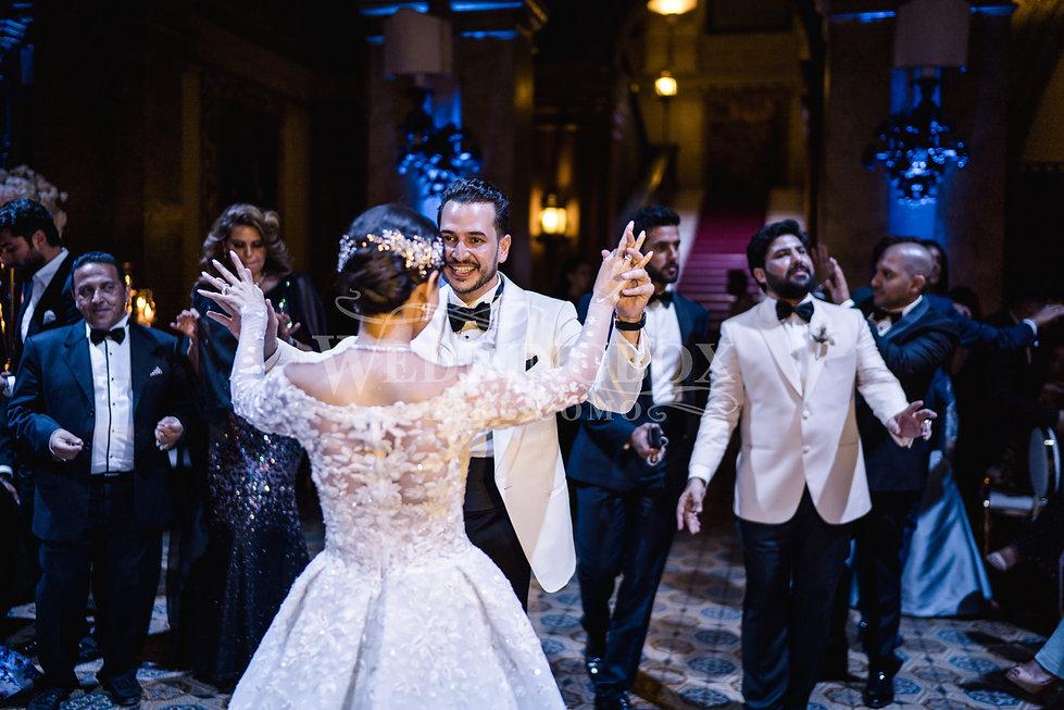 35. Villa Erba dancing in the grand hall