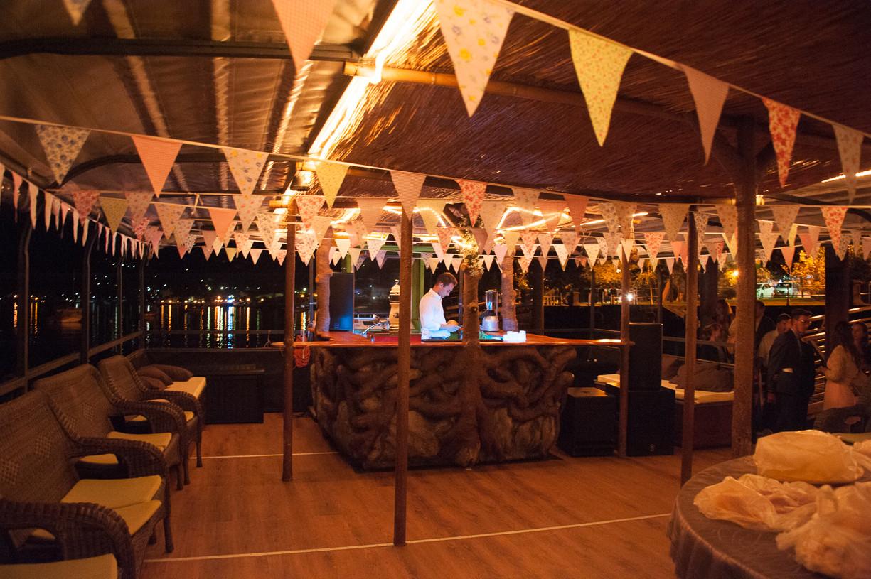 28. Lake Maggiore party boat.JPG