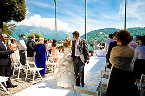 Villa Carlotta Wedding Ceremonies Lake C