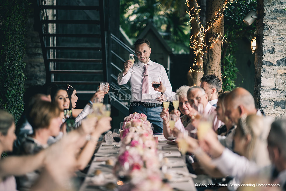 23 Lake Como wedding venue - Villa Vitto