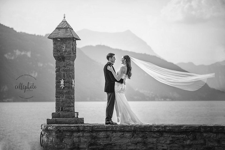 18. Romantic wedding photos at Villa Lar