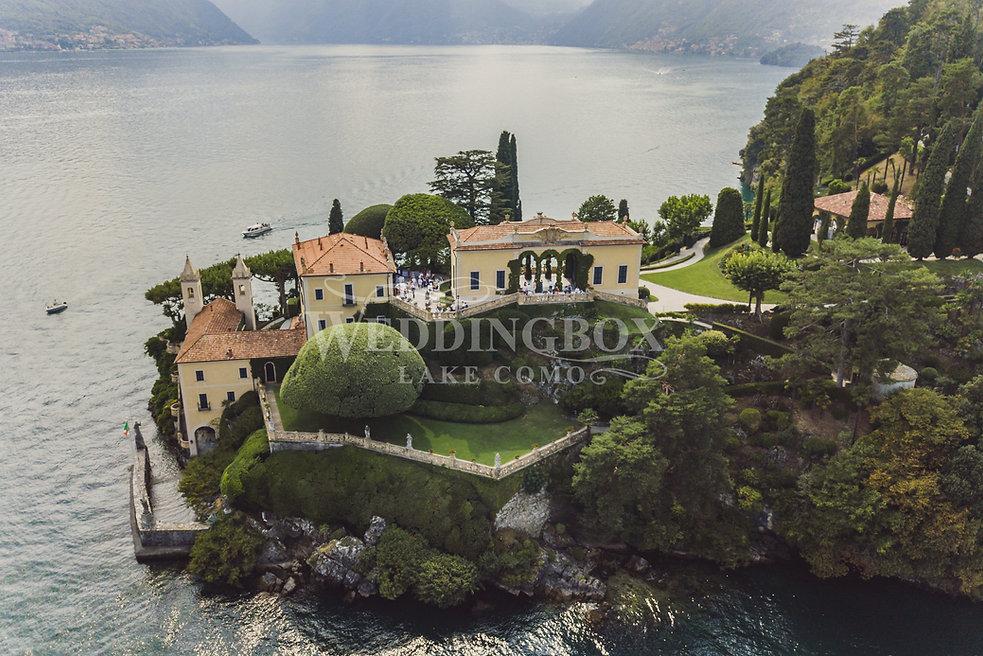 4. Villa Balbianello Lake Como wedding v