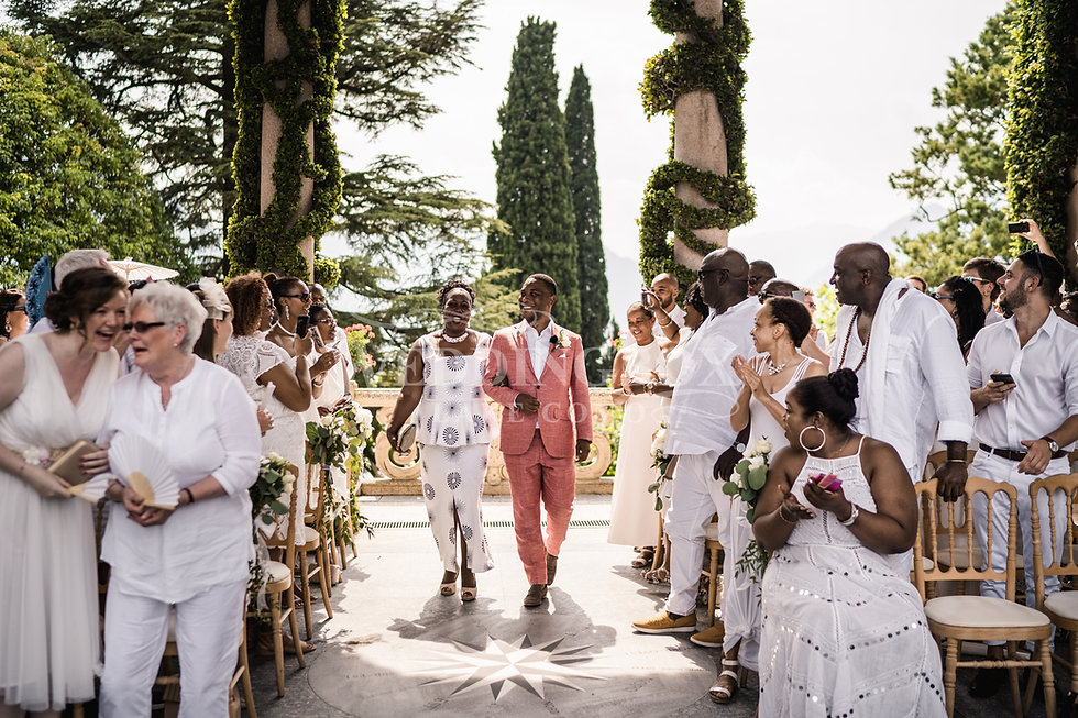 10. Villa Balbianello wedding venue for