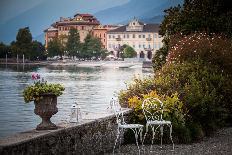 Amazing lake view at Villa Rusconi C