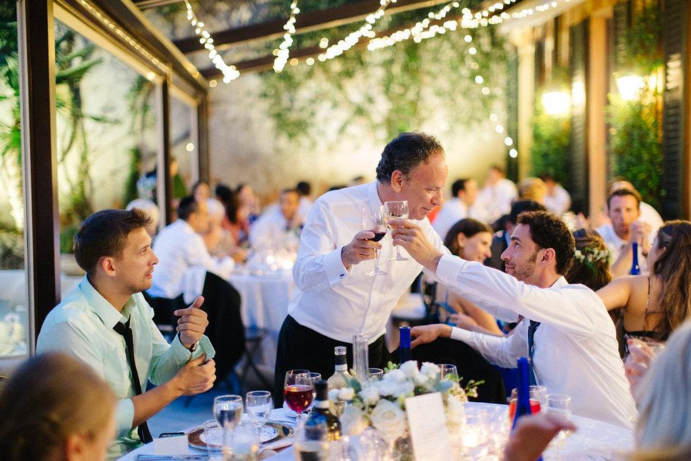19. Wedding Reception at Villa Cipressi with fairy lights.jpg