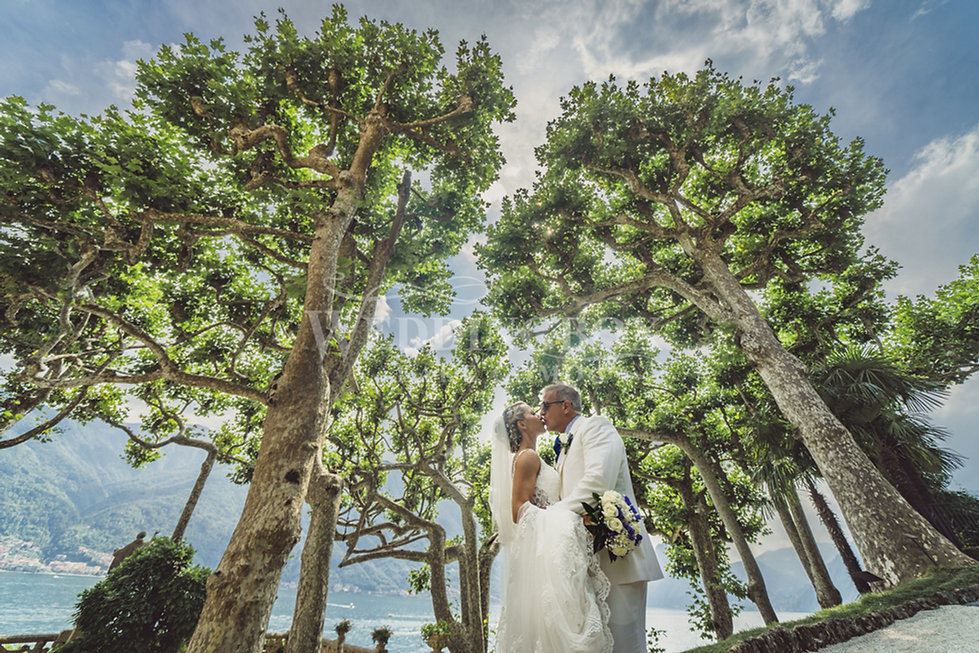 3. Villa del Balbianello wedding on Lake