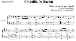 Chiquilín De Bachín