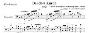 Bandola Zurdo