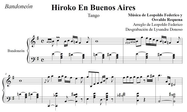 Hiroko En Buenos Aires