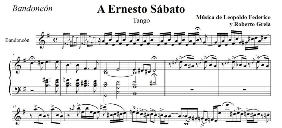 A Ernesto Sábato