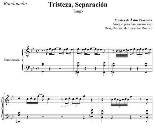 Tristeza, Separación