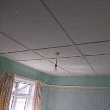 Asbestos Cement Ceiling Removal Ireland.
