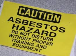 What needs to be done after Asbestos Removal?