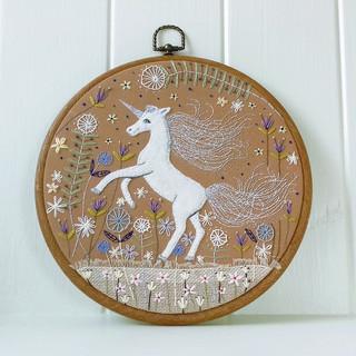 The Dancing Unicorn
