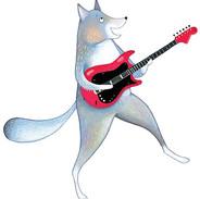 Dancing Wolf