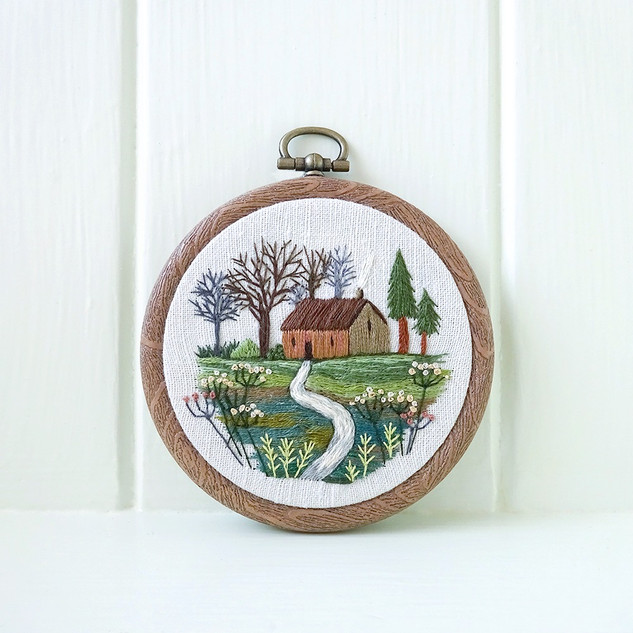 Hedgerow Cottage