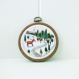A Winter Woodland