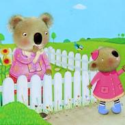 I Love my Mummy - Koala's out for a walk