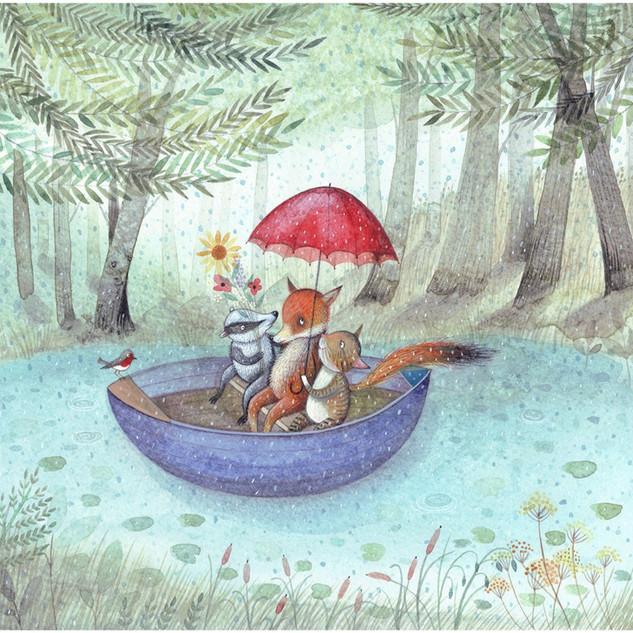 Let Kindness Rain Down