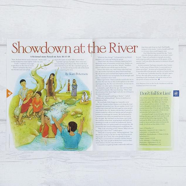 Showdown at the River
