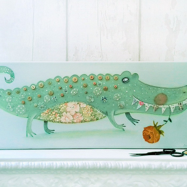 The Vegetarian Crocodile