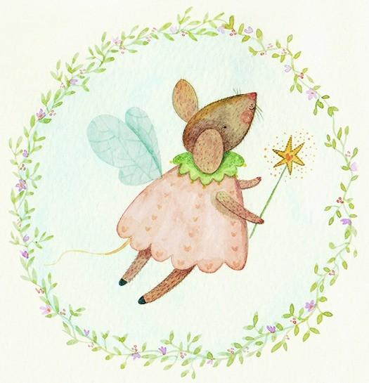 Fairy Mouse