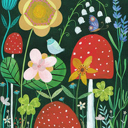 Mushroom Meadow