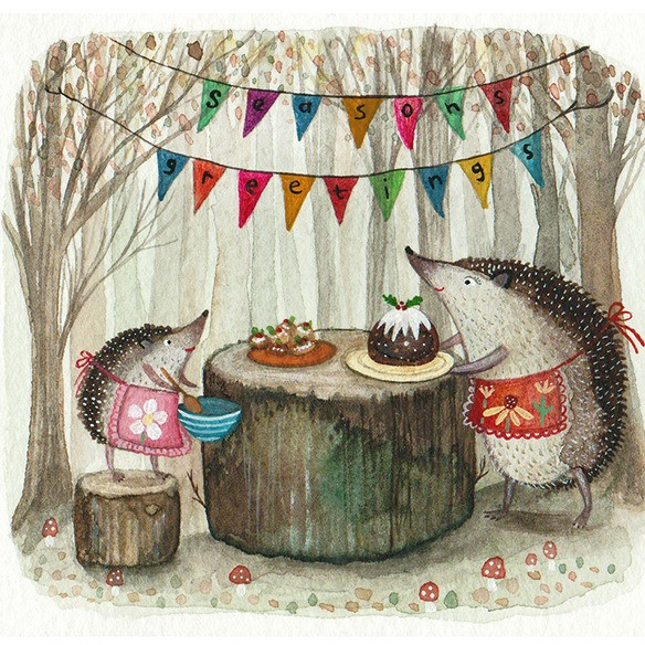 The Great Forest Bake Off