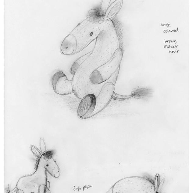 Sandy the Donkey