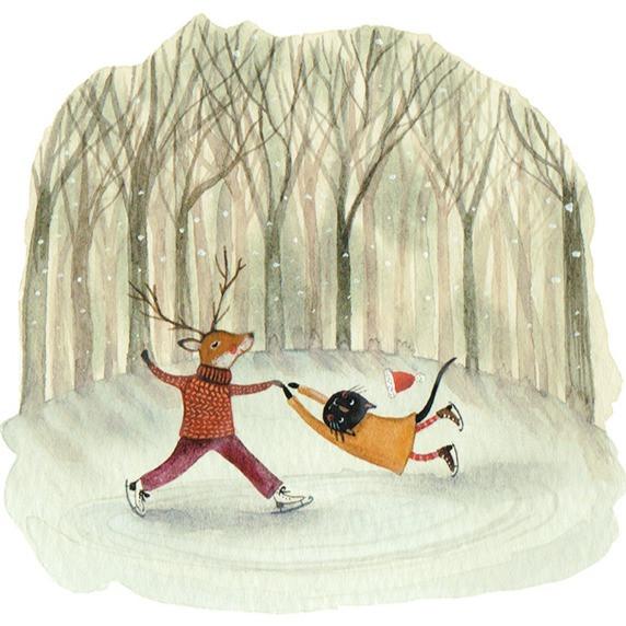 Dance with me Deer