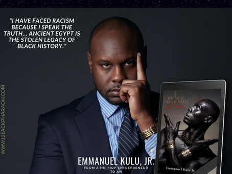 """""""African Historian/Author overcomes Racism with new Novel"""""""
