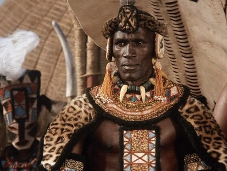 The Assassination of the Great King Shaka Zulu
