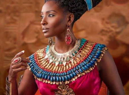 """I, Black Pharaoh: Rise to Power""​ novel sheds light on Africa's Stolen Legacy"
