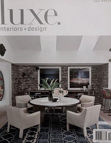 Luxe Interiors+design