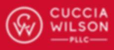 CucciaWilson_logo_reversed_red_rgb_600px