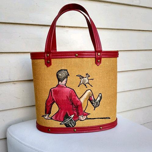 Four Seasons Lexington KY Multicolored Vintage Bag