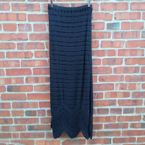 Chico's Black Skirt, Size S