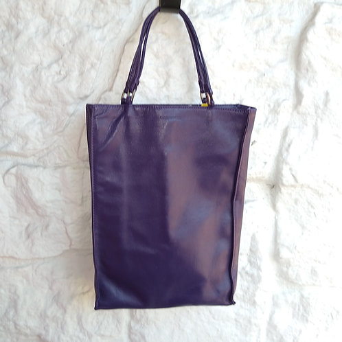 Caterina Lucchia Purple Bag, Made in Italy