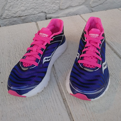 Saucony Multicolored Shoes, Size 6